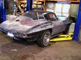 project corvettes for sale index of pics