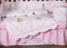 Ballerina Crib Bedding Ballet Dancer Ballerina Baby Bedding 9 Pc Crib Set Only 189 99