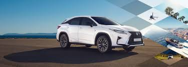 lexus suv 2017 the rx 450h sharpened sophistication lexus