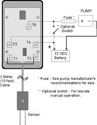 cruzpro efs20 marine dual bilge pump controller electronic float