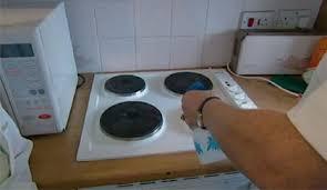 come pulire il piano cottura come pulire un piano cottura marrone leitv