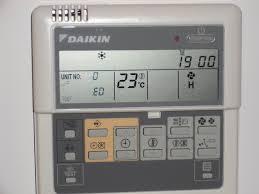 daikin air conditioner error codes air conditioner