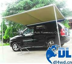 Retractable 4wd Awnings 4x4 Accessories Retractable Car Side Awning Aw 1 Deliang