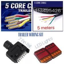 7 pin trailer plug other parts u0026 accessories gumtree australia