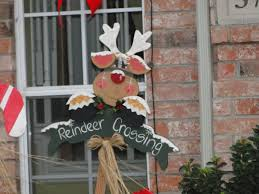 reindeer crossing yard art pinterest yard art christmas