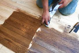 how to stain wood floors without damaging them color911