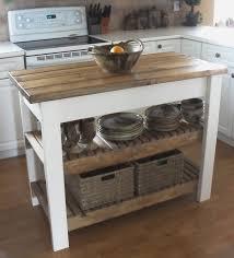 Butcher Block Kitchen Island Ideas Idyllic Ikea Movable Kitchen Island Insidemovable Kitchen Islands