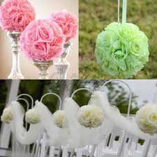 aliexpress com buy 5pcs lot artificial silk flower rose balls