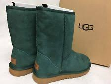womens boots australian sheepskin green uggs s shoes ebay
