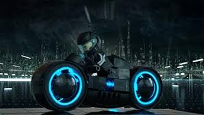 Tron Legacy Light Cycle Lego Tron Legacy Lightcycle Cars Show