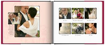 wedding photo books create your own wedding photo book with diy software pixel ink