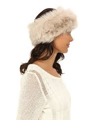 ugg layna sale ugg layna pile headband snood in white lyst