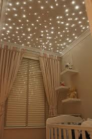 nursery ls with night lights diy ceiling lighting image of nursery fiber optic ceiling diy