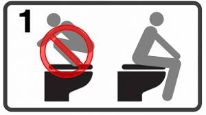 bad bid kyoto uses toilet etiquette signs in bid to flush out bad