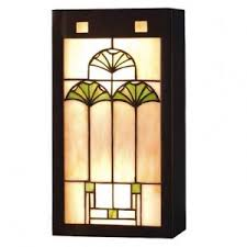 Two Light Wall Sconce Tiffany Stained Glass Wall Sconce U0026 Two Light Wall Lighting All