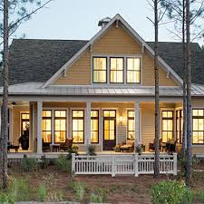 pretty house plans with porches southern living porch and