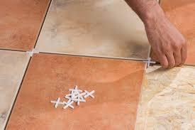 Installing Floor Tile Laying A Ceramic Tile Floor