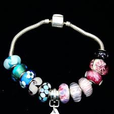 sterling pandora style bracelet images Silver jewellery accessories labrador collectibles jpg