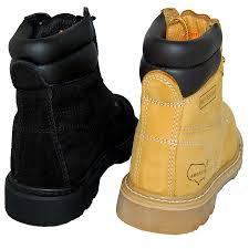 2 pairs combo deal steel toe work boot wheat u0026 outdoor leather