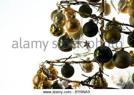 modern glass u0026 metal christmas tree usa series 2 of 2 stock