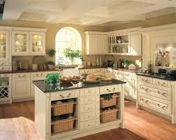 Ideas For Kitchen Diners Delightful Modern Country Kitchen White Granite Countertop Dark