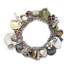 charm bracelet designs images 141 best vintage charm bracelets images charm jpg