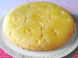 recipe upside down pineapple cake the food journey