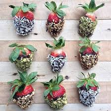 Snowberries White Chocolate Dipped Strawberries 7 Best No Nuts Strawberries Images On Pinterest Chocolate Dipped