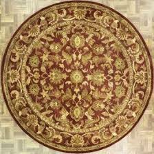 Round Burgundy Rug 149 Best Round Rugs Images On Pinterest Round Rugs Persian And
