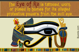 the fascinating myths and meanings associated with the eye of ra