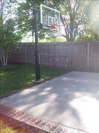 22 best basketball court images on pinterest backyard ideas