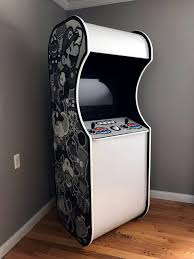 Turn A Coffee Table Into An Awesome Two Player Arcade Cabinet by Best 25 Arcade Machine Ideas On Pinterest Retro Arcade Machine