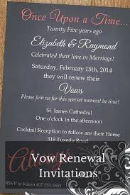 wedding vow renewal ceremony program renewing wedding vows vow renewal invitations anniversaries and