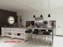 ilot central cuisine bois tabouret cuisine bois finest tabourets bois woody c en situation