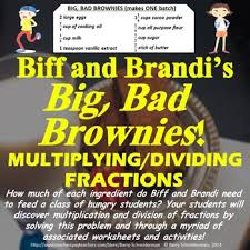 multiplying and dividing fractions unit real world problems