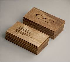 21 wooden business cards free printable psd eps word pdf