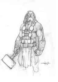13 images of norse god thor coloring pages thor coloring pages