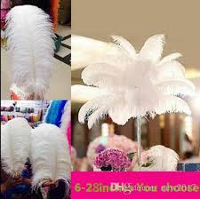 Ostrich Feather Centerpieces Wholesale by Ostrich Feather Plumes Centerpieces Online Dyed Ostrich Feather