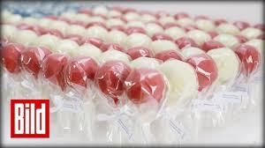 1000 cake pops am tag backen in hamburg youtube