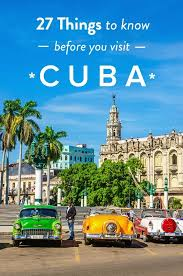 how to travel to cuba from usa images 27 cuba travel tips things to know before you visit pinterest jpg