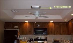 Ceiling Fan For Kitchen Remarkable Kitchen Exhaust Fans Ceiling Mount 54 About Remodel