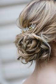 Hochsteckfrisurenen Unordentlich by Halb Offene Brautfrisur Halfup Hairstyle Bridalhair