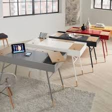 Modern Desk Mid Century Modern Desks Computer Tables For Less Overstock