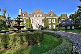 chateau style château style mansion in bridle path toronto for sale