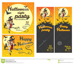 picture of happy halloween happy halloween banners royalty free stock photos image 21599588