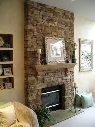corner fireplace pictures ideas painting stone wall house living