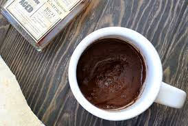 keto chocolate cake in a mug ruled me