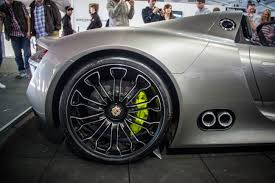 Porsche 918 White - sound testers cant find porsche 918s exhaust pipes youtube the