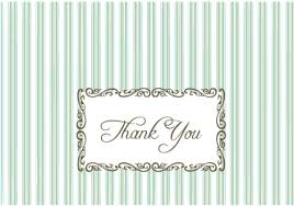 free printable thank you card thank you cards