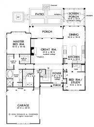 House Plans With Screened Porch Cottage Style House Plan 4 Beds 4 00 Baths 2769 Sq Ft Plan 929 23